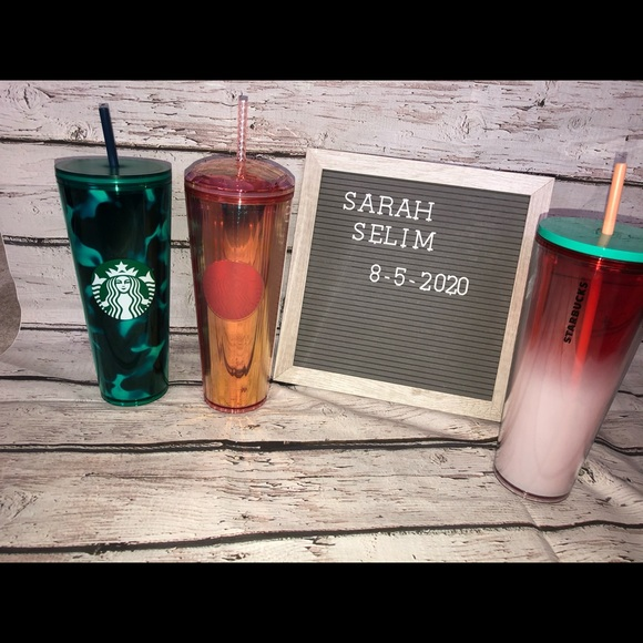 Starbucks Other - Starbucks Tumblers